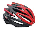Bell Volt Racing Bicycle Helmet Matte Red/Black BMC Limited Edition Medium (55 - 59cm / 21.75 - 23.25'')