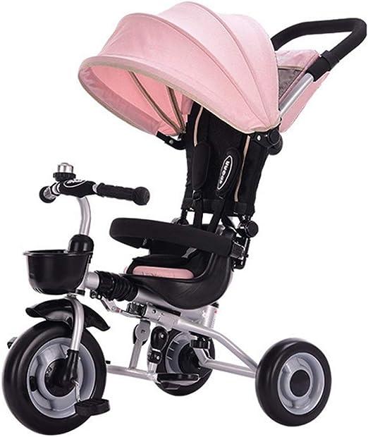 Sillas de paseo Bicicletas Con Pedales Para Niños Y Niñas En ...