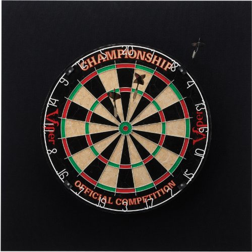 - Viper EVA V-Foam Dartboard Surround Wall Protector