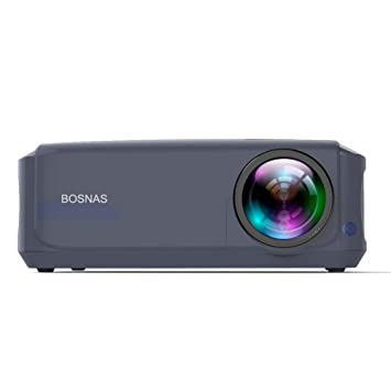 Bosnas Leisure Projector con 3800 lúmenes Full HD 1080P y 200 ...