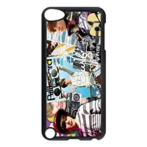 Custom High Quality WUCHAOGUI Phone case Singer Prince Justin Bieber Protective Case FOR Ipod Touch 5 - Case-3