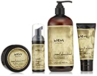 WEN by Chaz Dean Sweet Almond Mint 30 Day Kit