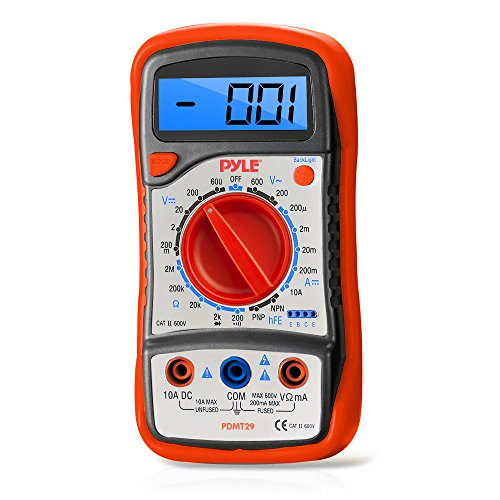 PDMT29 Digital Current Resistance Multimeter