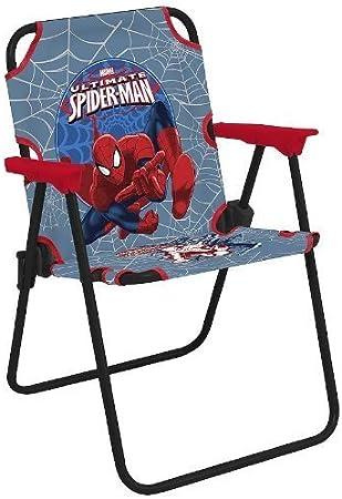 Marvel Spider Man – Silla Plegable