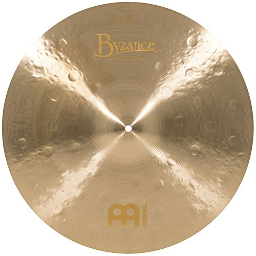 - Meinl Cymbals B20JMTR Byzance 20-Inch Jazz Medium Thin Ride Cymbal (VIDEO)