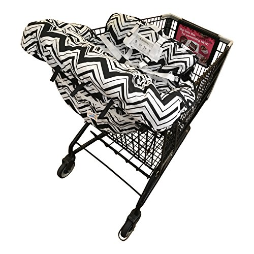 infant grocery cart cover - 7
