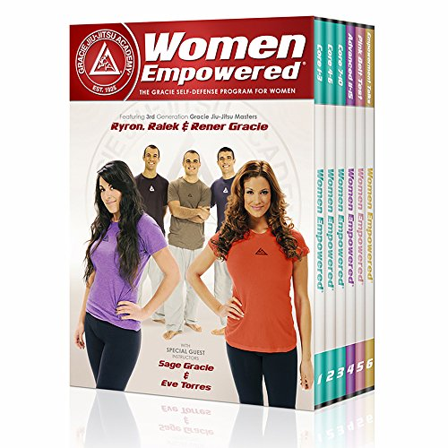 Women Empowered (Gracie Self-defense 15-lesson Program for Women) by