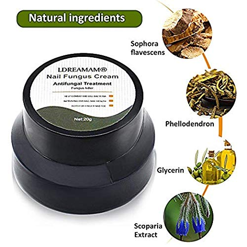 LDREAMAM Nail Fungus Cream Fungus Stop