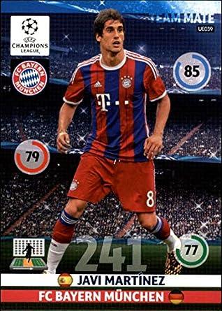 Champions League Adrenalyn XL 2014//2015 14//15 Zlatan Ibrahimovic 2014 Limited Edition