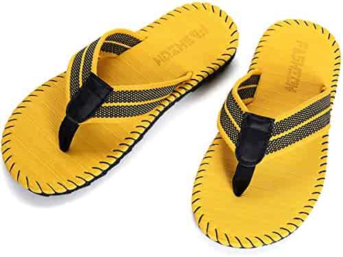 dc245737f42ca Shopping Yellow - 4 Stars   Up - Sandals - Shoes - Men - Clothing ...