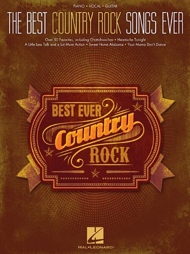 Book Cover: The Best Country Rock Songs Ever