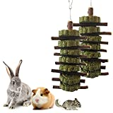 Apple Sticks Pet Chew Toys,Organic Apple Wooden Tree Branches Grass CakeThin Apple Sticks Bunny, Rabbits, Chinchilla, Guinea Pigs, Hamsters, Parrots Other Small Animals Chewing