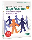 Sage Peachtree Premium Accounting For Nonprofits 2011 Multi User [OLD VERSION] фото