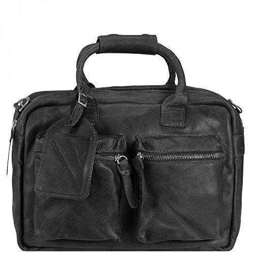 Cowboysbag The Bag, Borsa A Tracolla, unisex Nero (nero)
