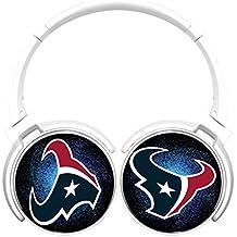 Customized HOU_TexaS Wireless Bluetooth Over-ear Stereo Headphone