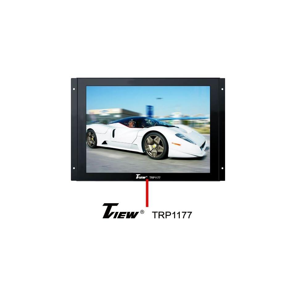 Trp1177 11 Inch Raw Panel Flat Screen Lcd Car Monitor