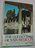 Front cover for the book The Golden Days of San Simeon by Ken Murray