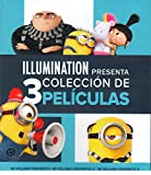MI VILLANO FAVORITO: La Trilogía (Despicable Me: The Trilogy) All three movies in BLU-RAY! (English, Spanish & Portuguese Audio & Subtitles) IMPORT