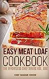 Easy Meat Loaf Cookbook