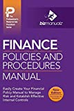 Finance Policies and Procedures Manual