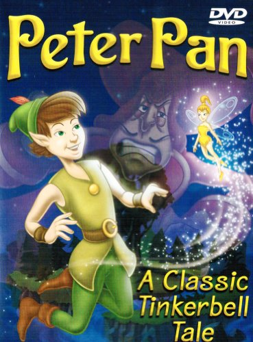 Peter Pan A Classic Tinkerbell Tale DVD