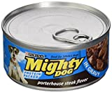 Mighty Dog Seared Filet Variety Pack – Tenderloin Tips & Porterhouse Steak – 12×5.5 oz For Sale