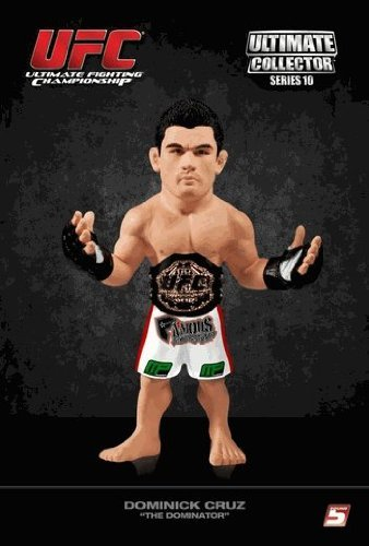 UFC Ultimate Collector Series 10 Action Figure - Dominick Cruz Championship Edition by Round 5 MMA