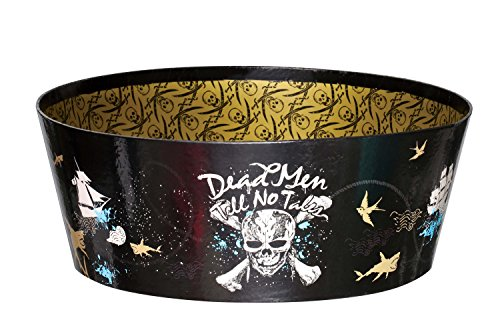 Disney Pirates of the Caribbean Paperboard Candy Bowl
