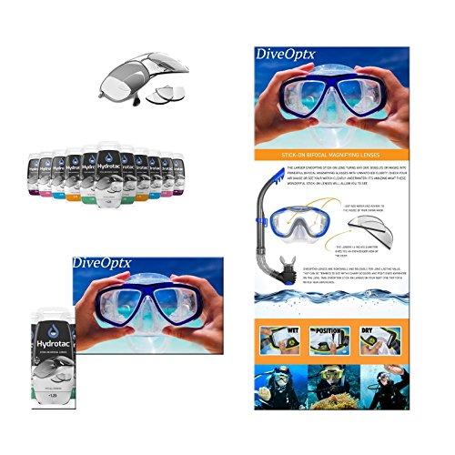 Gafas para La no adhesivas de Bifocales lectura usuarios Lentes los Hydrotac de Lentes cambiar de Gaf Protectoras Sol Sport constantemente solución Gafas de ideal lectura de Gafas que quieren SKI para 1qPUP