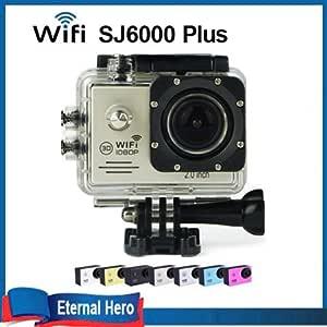 Cámara de acción PANMARI SJ7000 Wifi NTK96655 2.0 LTPS LED