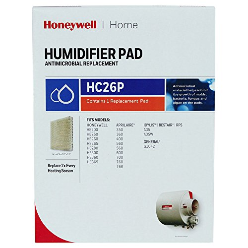 Honeywell HC26P Whole House Humidifier