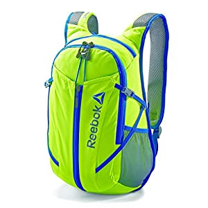 Reebok Delta Collection Survivor Backpack w/ Water Bladder Port (Safety Yellow)