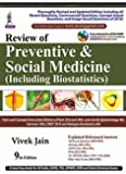 Review of Preventive and Social Medicine (Including Biostatistics) with Free Interactive DVD-ROM (PGMEE)