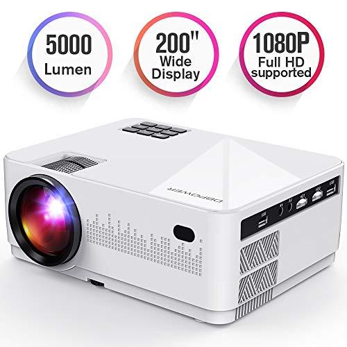 DBPOWER L21 LCD Video