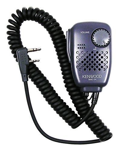 Kenwood SMC34 Speaker Mic for Kenwood Handheld Radio Transceivers ()