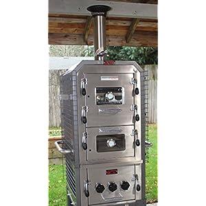 Coal Fire Pizza Oven