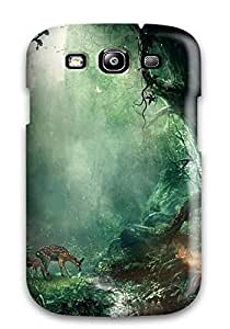 5714219K79459378 New Arrival Case Specially Design For Galaxy S3 (bambi Jungle)