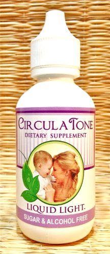 CirculaTone (2 oz Bottle) - Circulation Support during Pregnancy