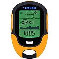 Barómetro, altímetro y brújula multifunción FR500que incorpora funciones