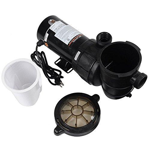 Yescom 1.5 Ground Water Pump Outdoor Strainer Max. 4980GPH Motor w/ETL
