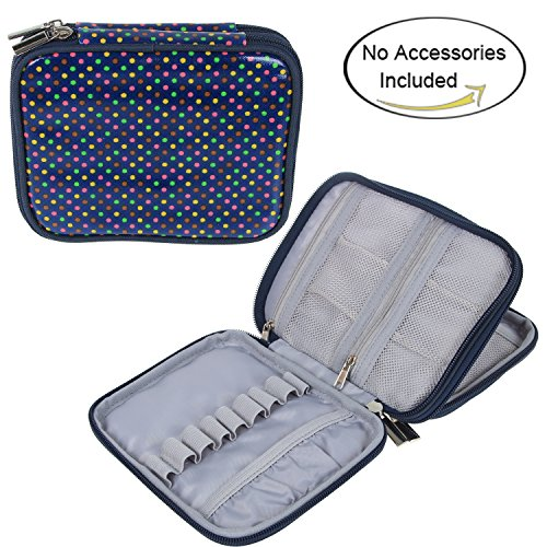 Teamoy Organizer Knitting Accessories Colorful