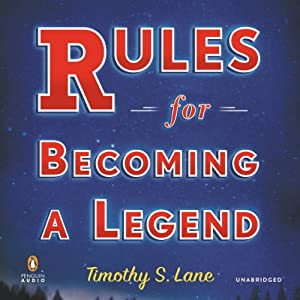 Rules for Becoming a Legend Audiobook