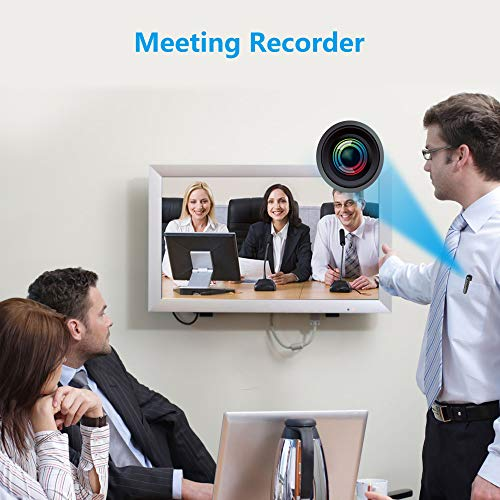 Hidden Spy Camera HD 1080P Portable Video Recorder