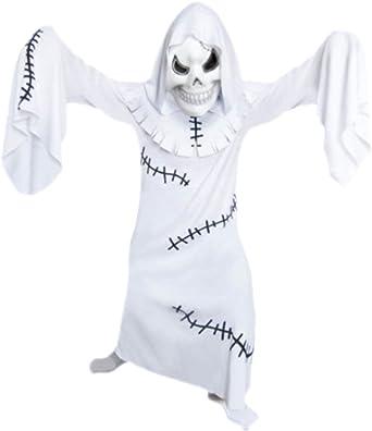 erdbeerloft - Disfraz de fantasma, de espíritu, para halloween ...