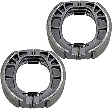 FOR HONDA TRX300 FOURTRAX 300 2WD 1988-2000 FRONT BRAKE SHOES