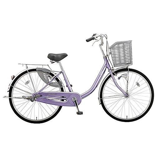 ミヤタ(MIYATA) シティサイクル 自転車 アルミスターU3S DAU63A8 (OM30) ティーンラベンダー B077NTV77T
