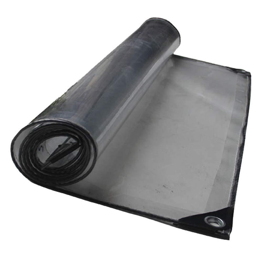 MSNDIAN Transparente Plane   transparentes Planenzelt   Tuch Klimaanlage Autowaschraum Vorhang Outdoor-Sportartikel