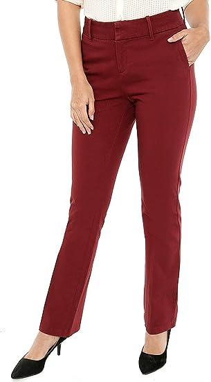 Dockers Pantalon Vino Pantalones Para Mujer Rojo Talla 4 Amazon Com Mx Ropa Zapatos Y Accesorios