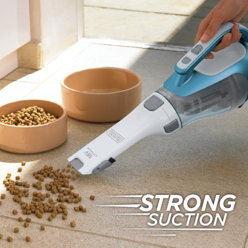 Large Product Image of BLACK+DECKER CHV1410L 16V Cordless Lithium Hand Vacuum