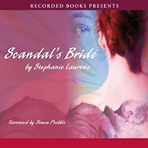 Scandal's Bride Audiobook